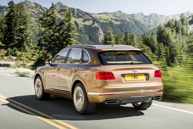 Bentley Bentayga heeft zijn prijs - AutoWeek.nl