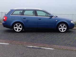 Audi A4 Avant 1.8 5V Turbo (2002)