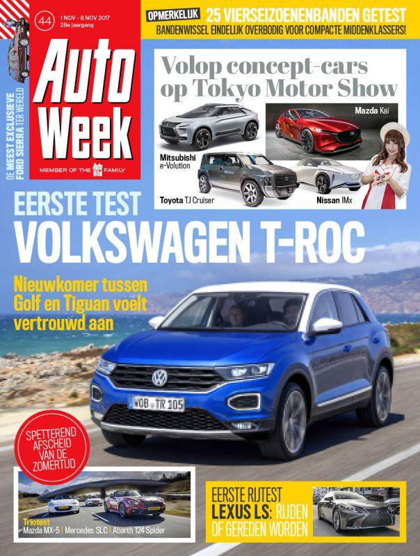 AutoWeek 44 2017