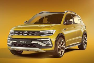 Volkswagen Taigun breekt los