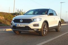 Volkswagen T-Roc - Rij-impressie