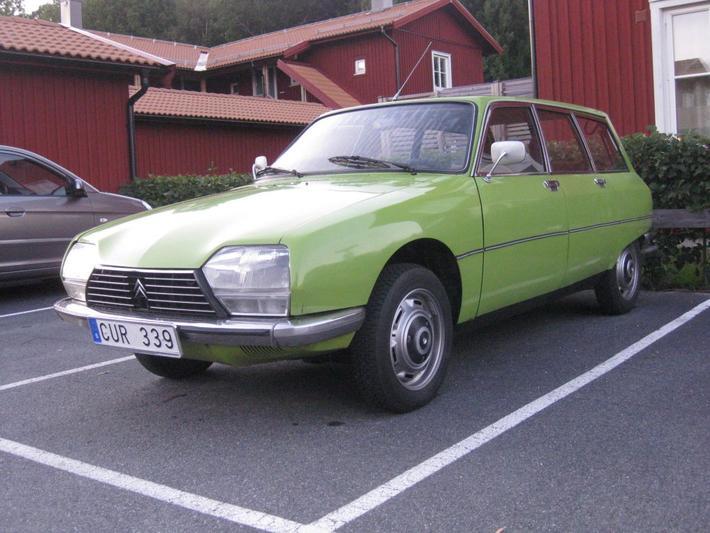 Citroën GS (1978)