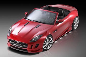 Piecha Design geeft draai aan Jaguar F-Type