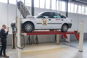 Barrelbrigade 2020 - Renault Laguna - Klokje Rond-keuring