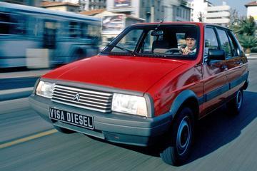 Facelift Friday: Citroën Visa