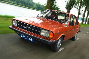 Geschiedenisles - Audi 80