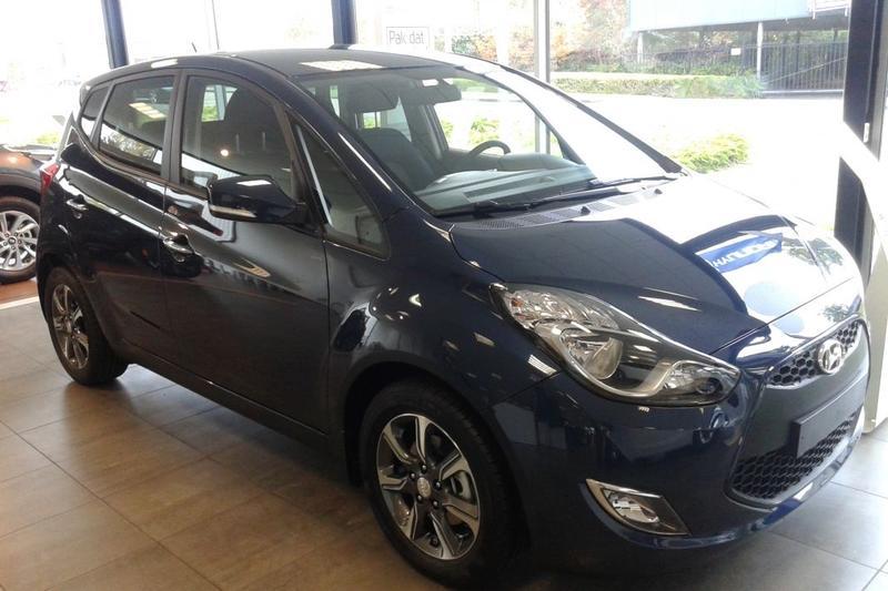 Hyundai ix20 1.4 Go! (2016)