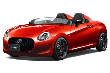 Daihatsu toont vijf losgeslagen concept-cars
