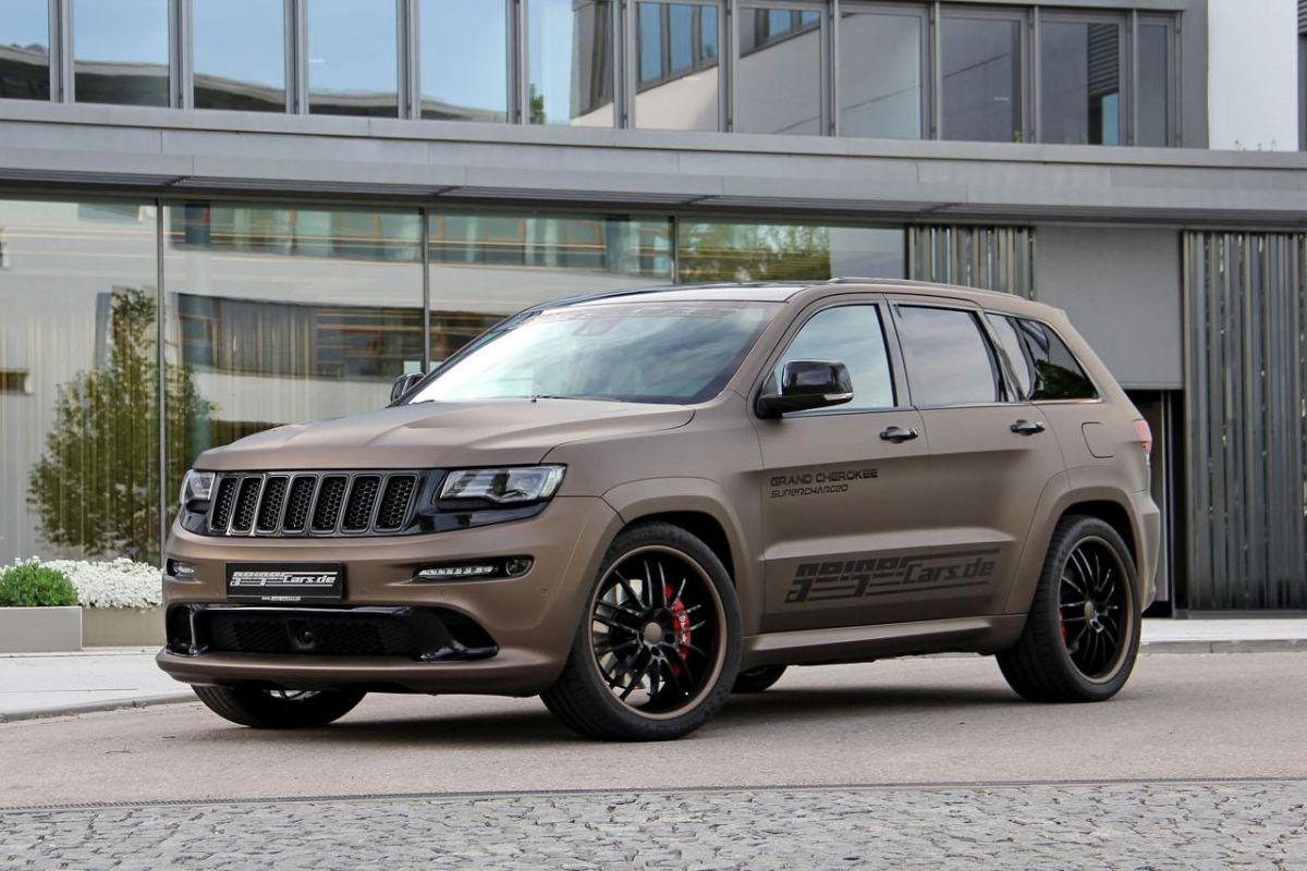 Jeep Grand Cherokee krijgt 718 pk - AutoWeek.nl