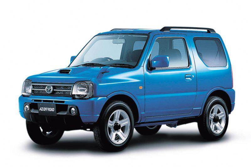 Mazda AZ-Offroad (Suzuki Jimny)