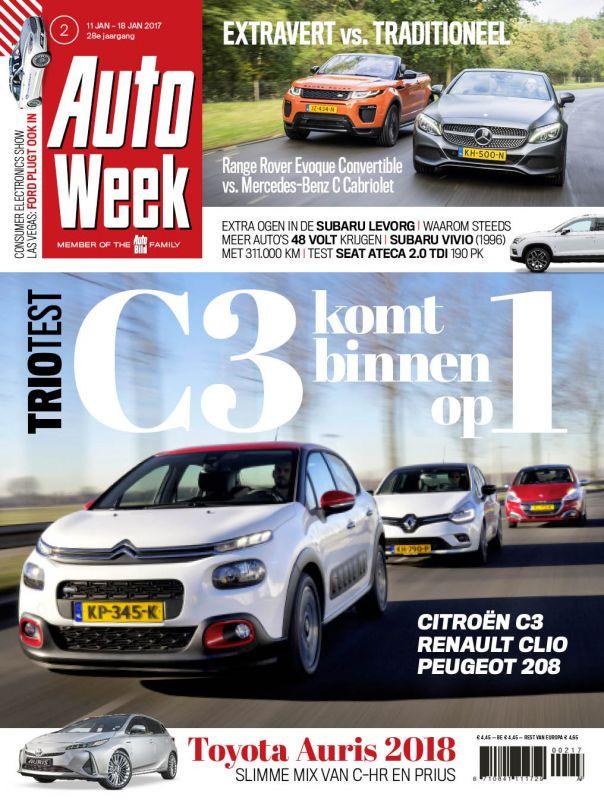 AutoWeek 2 2017