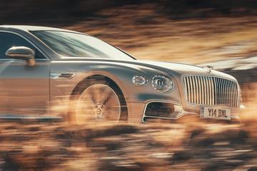 Bentley maakt optioneel vierzitter van Flying Spur