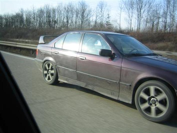 BMW 325i (1992) #3
