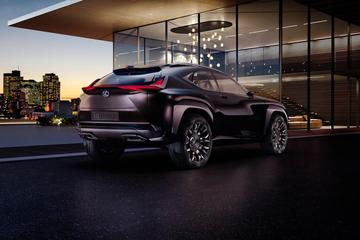 Lexus onthult UX Concept