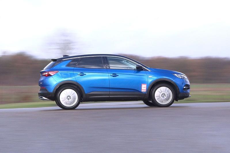 Opel Grandland X - afscheid duurtester