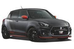 Suzuki met vrolijke modellen naar Tokyo Auto Salon