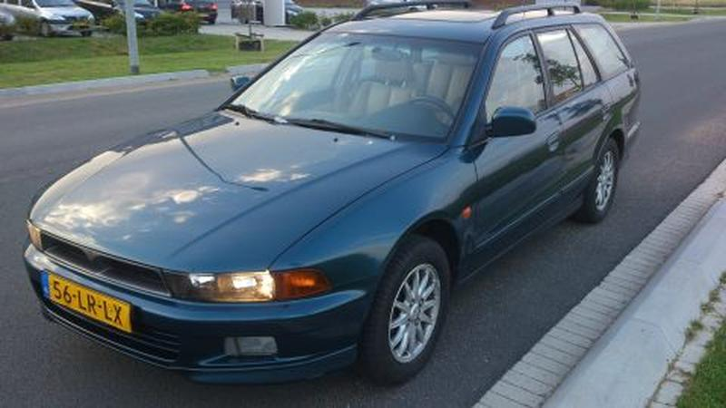 Mitsubishi Galant Station Wagon 2.5 V6 (1999)