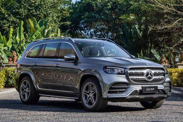 Nieuwe instapper voor Mercedes-Benz GLS