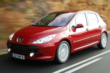 Facelift Friday: Peugeot 307
