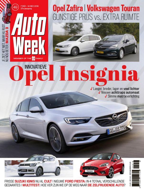 AutoWeek 49 2016