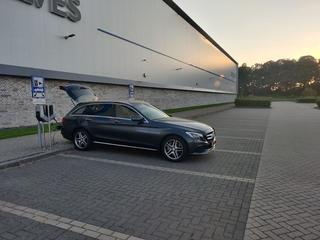 Mercedes-Benz C 350 e Estate Lease Edition (2015)