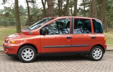 Fiat Multipla 1.9 JTD ELX (2002)