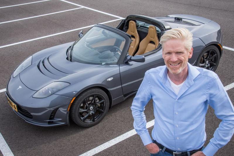 Tesla Roadster - 2012 - Blits Bezit