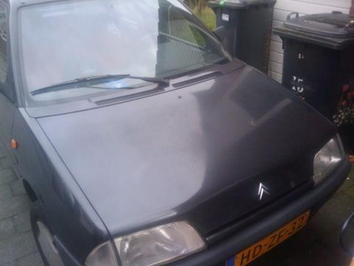 Citroën AX 11 First (1994) #7