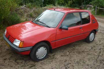 Peugeot 205 XS 1.6i (1993)