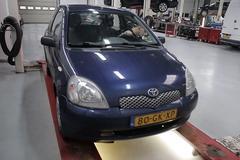 Toyota Yaris - 2001 - 350.297 km - Klokje Rond