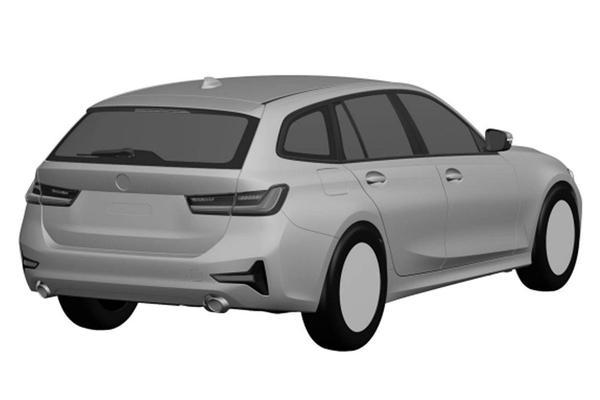 BMW 3-serie Touring duikt op