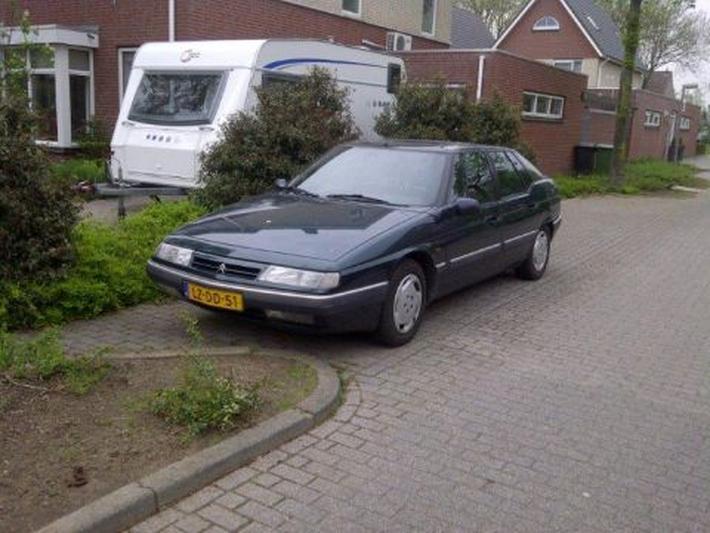 Citroën XM 2.0i 16V SX (1995)