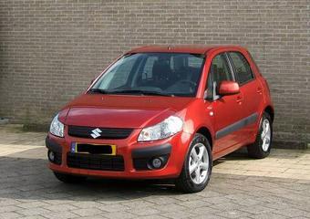 Suzuki SX4 1.6 Exclusive (2007)