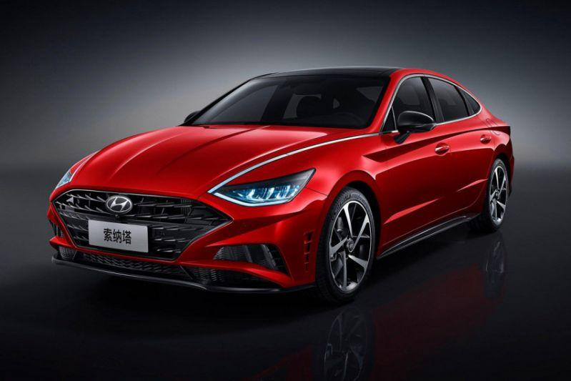 Hyundai Sonata China