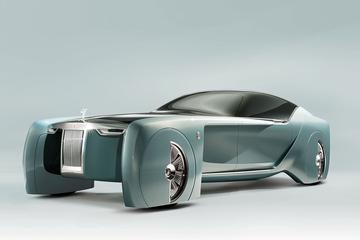 'Rolls-Royce werkt aan compleet nieuwe EV'