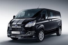 Ford Transit Custom krijgt meer Sport-versies