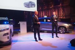 Hyundai belooft doorbraak EV's