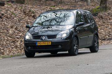 Renault Grand Scénic 2.0 Turbo – 2005 – 432.261 km - Klokje Rond