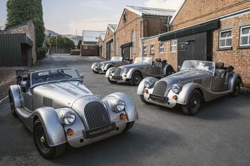 Morgan bouwt gelimiteerde Plus 4 70th Anniversary Edition