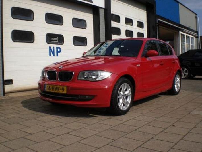 BMW 116i (2009)