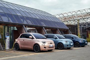 Prijzen elektrische Fiat 500e bekend