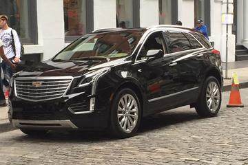 Cadillac XT5 duikt te vroeg op