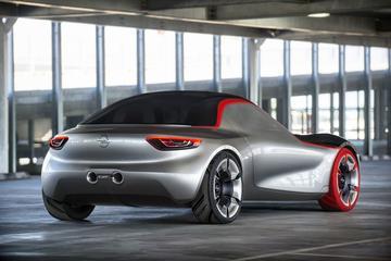 'Opel GT Concept niet in productie'