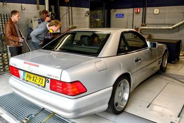 Mercedes-Benz SL60 AMG - 1996