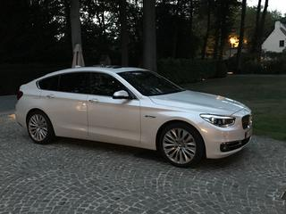 BMW 535d xDrive Gran Turismo High Executive (2014)