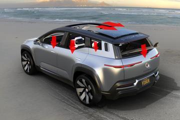 Fisker overweegt gebruik Volkswagen-platform