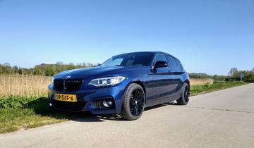 BMW 116d Business (2011)