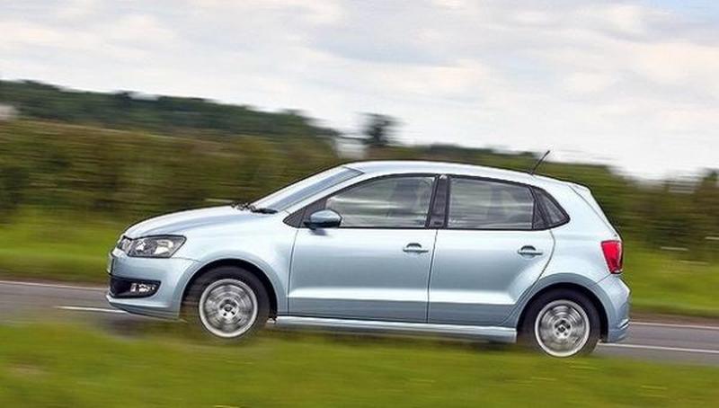 Volkswagen Polo 1 2 Tdi Bluemotion Comfortline 2010