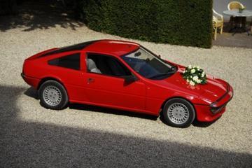 Talbot Matra Murena 2.2 (1981)