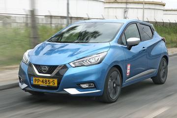 Nissan Micra - afscheid duurtest